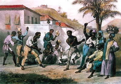 capoeira or the dance of war