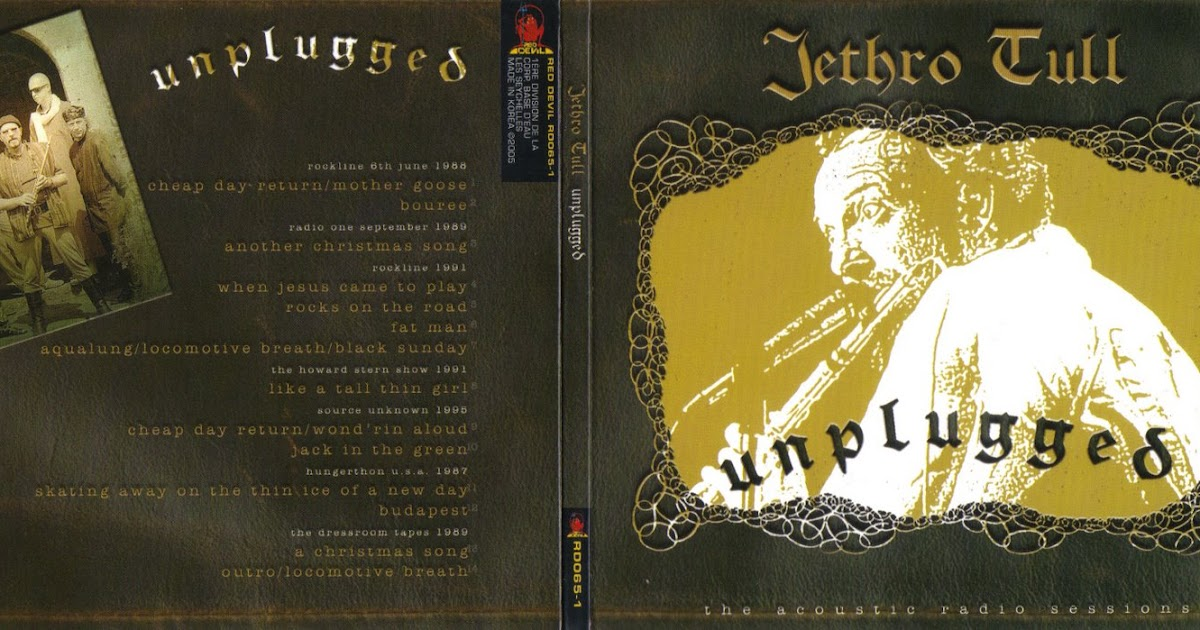 Aqualung/My God Jethro Tull Tribute Blog: UNPLUGGED-THE ACOUSTIC ...