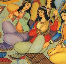 Au temps de la Perse musicienne et poète