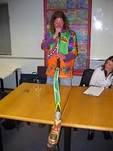 Vuvuzela sophistiqué
