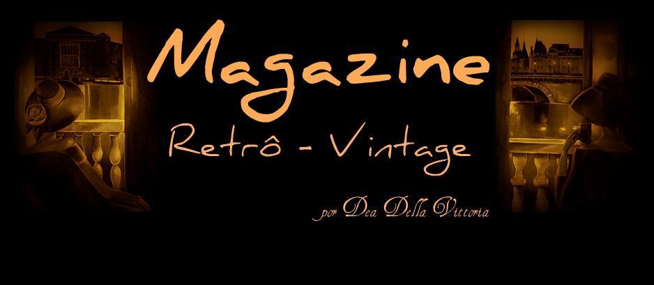 Magazine Retr♥Vintage
