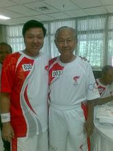 Wendra & Mr.Tan Liong Houw (L.H.Tanoto)