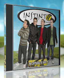 Instinto Natural lança novo CD