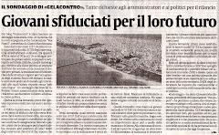 """La Sicilia"" 23/03/2008"