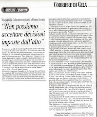 Corriere di Gela 05/04/2008