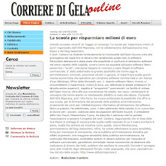 Corriere di Gela 24/05/2008