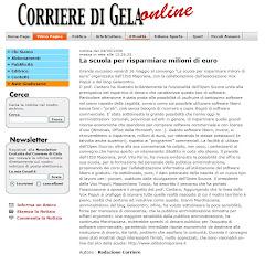 Corriere di Gela 24/05/2008