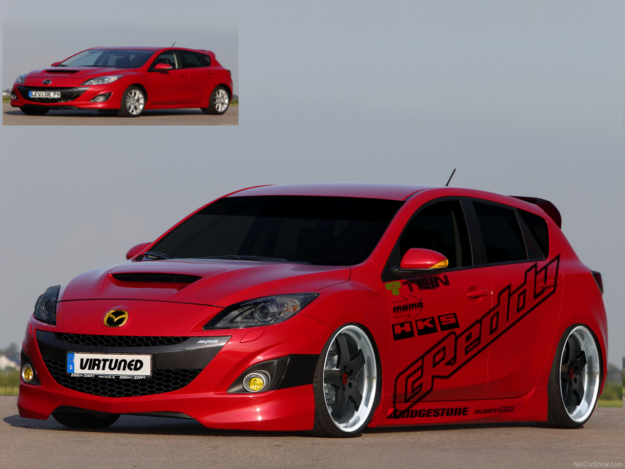 virtual car tuning and modification: my gallery