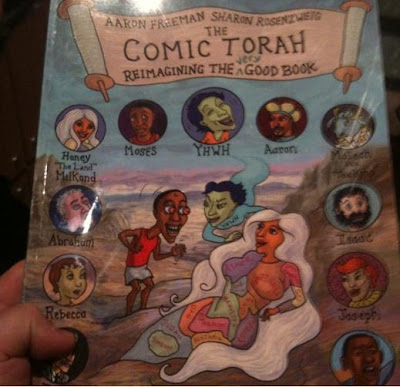cover of The Comic Torah