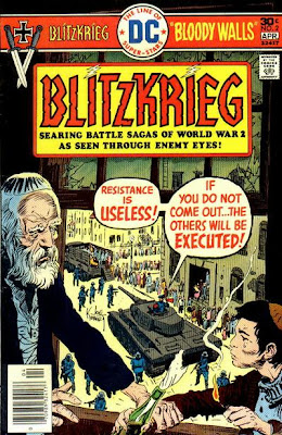 cover of Blitzkrieg #2