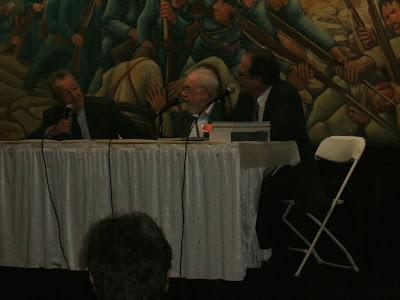 Al Jaffee, Arnold Roth, Gary Groth