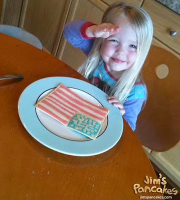 Cool and Creative Pancake Seen On www.coolpicturegallery.us