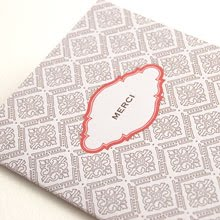 <b>Blue Ribbon Letterpress Greeting Cards</b>
