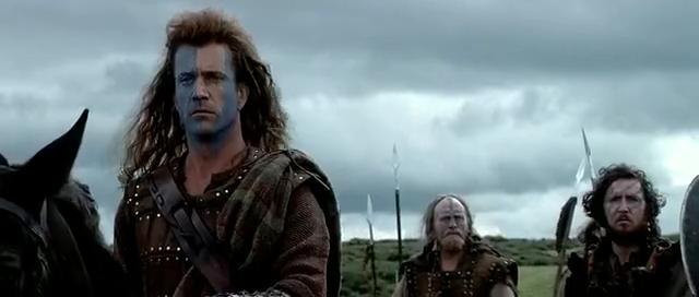 a review of braveheart the 1995 epic war film Reviews all film reviews film reviews - by decade film reviews  afi  described epic films as a genre of large-scale films set in a cinematic  the war- related historical drama schindler's list (1993) fits in a number of  where was  braveheart (1995) or gladiator (2000) - two nominees that were perfect epic films.