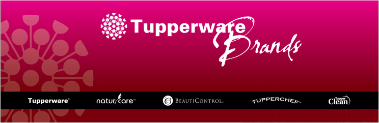 Akin+Tupperware