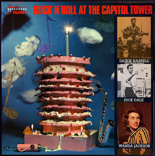 ROCK AND ROLL AT THE CAPITOL TOWER VOL. 2/Dickie Harrell VA---R%27n%27R-At-Capitol-Tower-2---FrontUG
