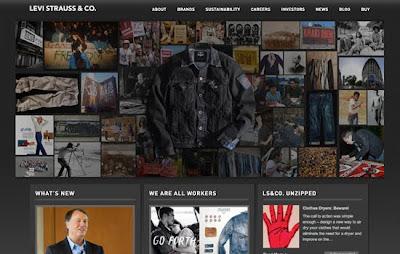 diseño web inpiracion