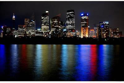 imagenes de ciudad de noche