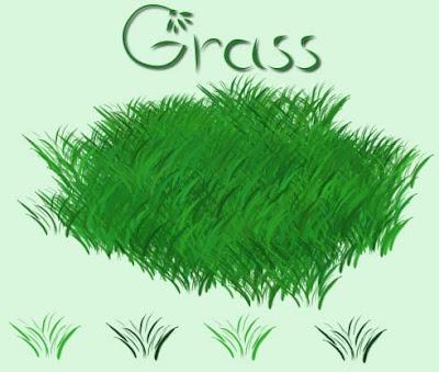 pincel grass