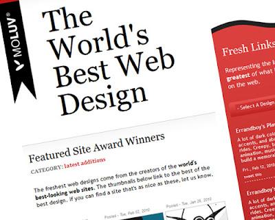 galerias de diseño web