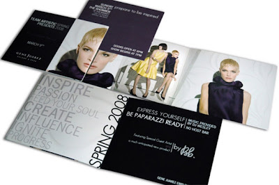 ejemplos de brochure fashion