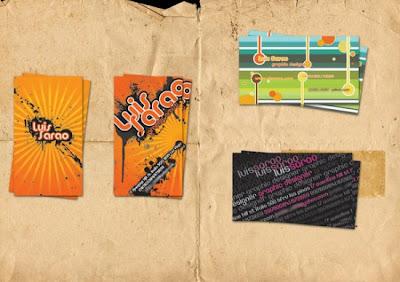 diseños de tarjetas de presentacion