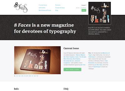 diseño web minimalista creativos