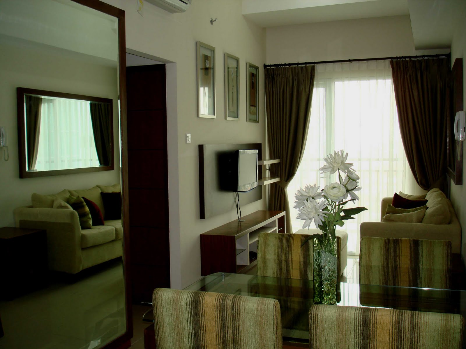 Interior Design Apartment Indonesia