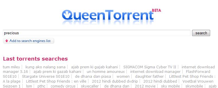precious torrent