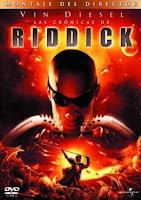 Las cronicas de Riddick (2004) online y gratis
