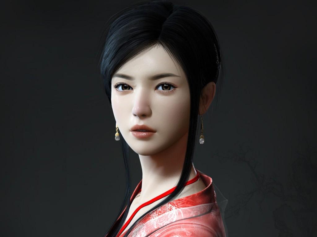 imagenes de japonesas bonitas
