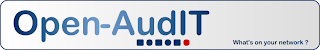 open-audit logo