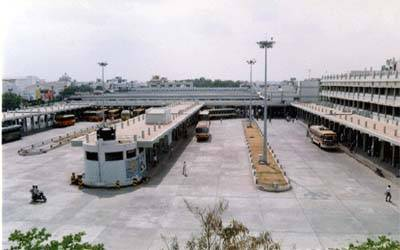 Erode Bus Stand