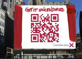 Scan this with your cellphone