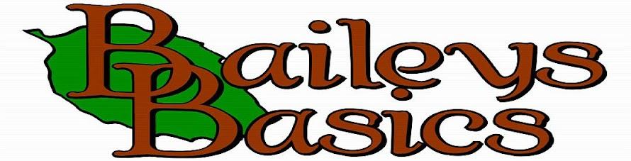 Baileys Basics