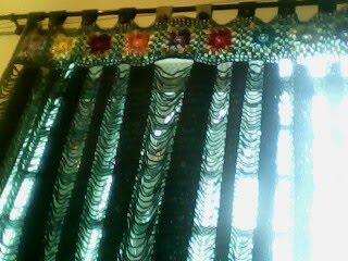 linda cortina de quarto