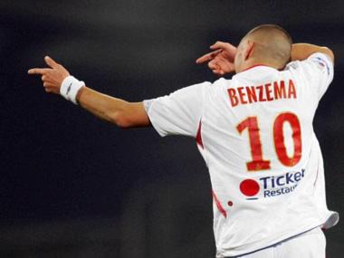 Karim Benzema nice photo