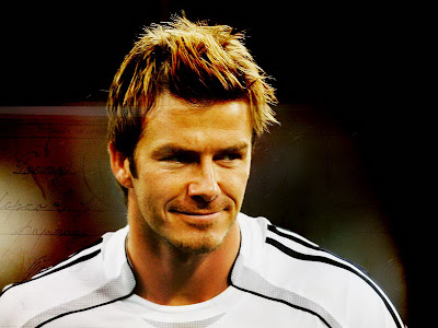 free david beckham wallpaper