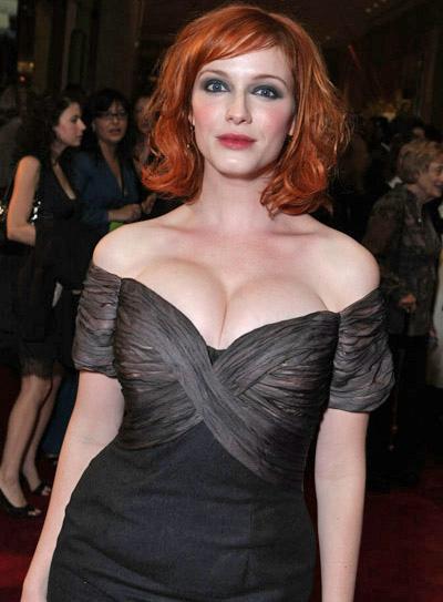Hot celebrity body style christina hendricks measurements for The hendricks