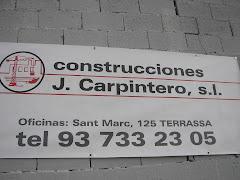 construcciones J.Carpintero, s. l.