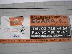 Ballestas y Frenos Egara,S.L.