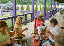 Pull up a chair on the porch and knit with us!
