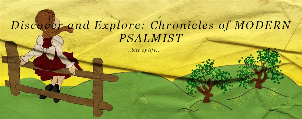 Discover and Explore: Chronicles of MODERN PSALMIST