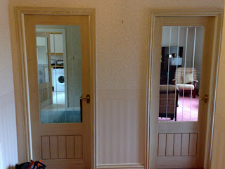 Door facings skirtings