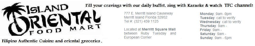 Islandoriental Food Mart