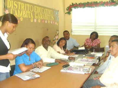 Encuentros para la Formación de Talleres Literarios en el Ámbito Escolar