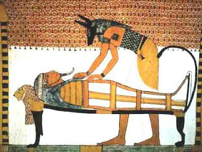 La Pintura en Egipto, Grecia y Roma