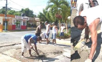 Munícipes en San Cristóbal  asumen el deber de las Autoridades Municipales