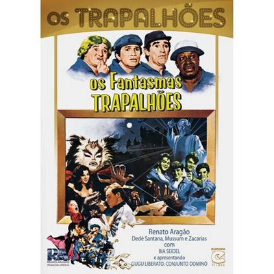 Os fantasmas Trapalhoes movie