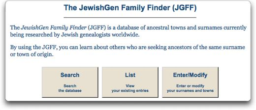Jewishgen The Home Of Jewish Genealogy